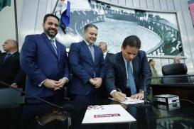 Governador diz que Alagoas começa 2019 muito melhor que em 2015