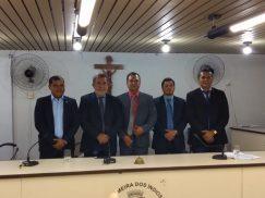 Câmara de Palmeira dos Índios faz primeira sessão de 2019 com novo vereador