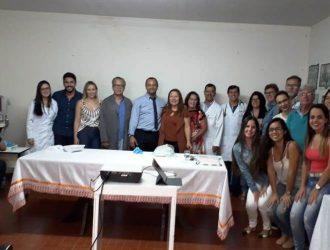 Hospital Santa Rita promove treinamento para técnica de Acesso Vascular Profundo