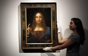 Foi pintado por Leonardo da Vinci ou por um ajudante? 'Salvator Mundi' coloca em xeque o rigor do Louvre