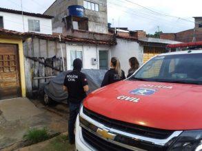 Operação conjunta das polícias civis de AL e Paraíba prende dupla acusada de 40 furtos