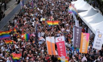 Taiwan se torna 1º país asiático a legalizar casamento homossexual