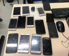 Bando suspeito de furtar celulares em shows no interior de Alagoas é preso