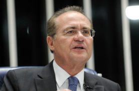 PF corre para evitar arquivamento de inquérito sobre Renan