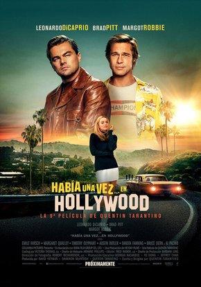 Era Uma Vez Em… Hollywood