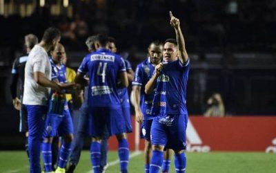 CSA sai na frente, mas cede empate ao São Paulo no Morumbi