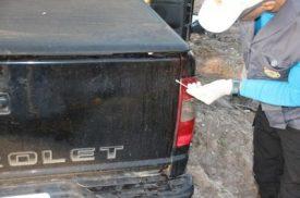 Perícia encontra digital de suspeito no carro de empresário queimado vivo
