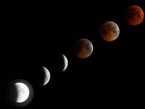 Eclipse total da Lua poderá ser visto do Brasil ainda este mês