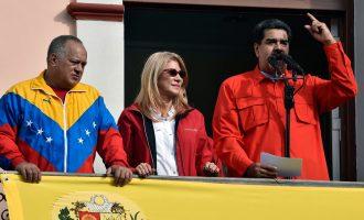 Maduro rejeita declaração de Guaidó como presidente: 'aqui vamos ao combate'