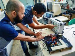 Alunos de Sistemas Elétricos no IFAL de Palmeira dos Índios têm trabalho aprovado em Congresso Internacional na França