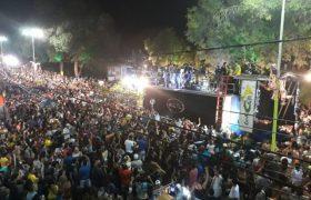 Prévias de carnaval começam oficialmente em Palmeira dos Índios