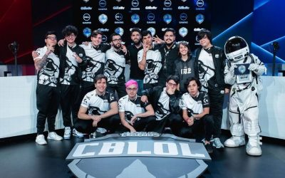 De virada, INTZ desbanca Flamengo e volta ao degrau mais alto do pódio do CBLoL.