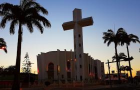 Concatedral comemora 75 anos de Nossa Senhora do Bom Conselho, padroeira de Arapiraca.