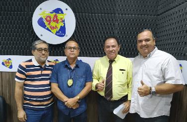 Lei de Abuso de Autoridade é discutida durante entrevistas na Rádio Sampaio 94.5 FM