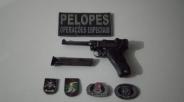 Após denúncia, Pelopes recupera outra arma furtada do Museu Xucurus em Palmeira dos Índios