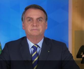 Bolsonaro diz que tem uma grande possibilidade de o Brasil fabricar a Sputnik V