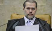 Presidente do STF, Dias Toffoli é hospitalizado com sintomas de Covid-19