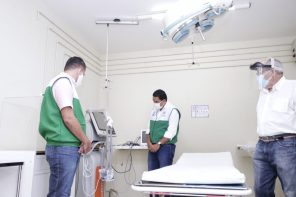 Palmeira: Governo abre mais 24 leitos para tratar coronavírus