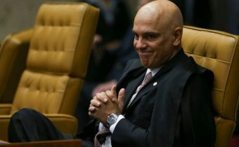 Alexandre de Moraes pretende usar provas das fake news no TSE