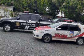 Após denúncia, polícia localiza residência usada por casal para vender drogas