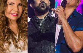 Lives de hoje: O Grande Encontro, Fernando e Sorocaba, Harmonia do Samba e mais shows