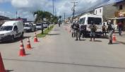 """Batalhão de Polícia Rodoviária (BPRv) inicia operação """"Van segura"""" pelas rodovias alagoanas"""