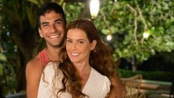 Deborah Secco e Hugo Moura tiveram Covid-19