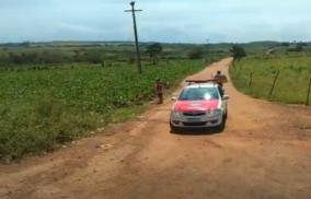 Durante trilha, grupo de ciclistas é assaltado e amarrado por criminosos, em  Girau do Ponciano