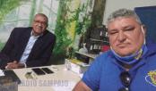 Dr. Rosivaldo Vilar, novo delegado de Palmeira dos Índios, concede entrevista exclusiva para a Rádio Sampaio 94.5 FM