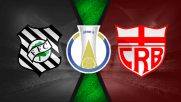 Figueirense e CRB se enfrentam na tarde desta quarta (21), pela Série B do Brasileirão.