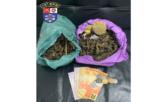 Jovem de 20 anos é detido por tráfico de drogas em Palmeira dos Índios