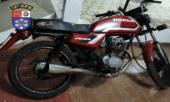 Homem é detido com moto alterada em Palmeira dos Índios