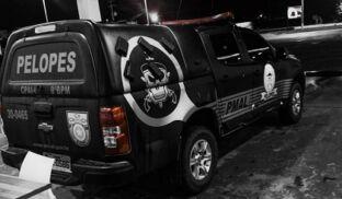 Jovem é detido em flagrante com cocaína em Palmeira dos Índios