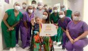 Após 10 dias intubado, bebê com leucemia recebe alta de hospital em Alagoas ao se recuperar da Covid-19