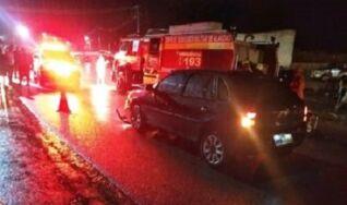 Condutor embriagado provoca acidente com vítima fatal na AL-105