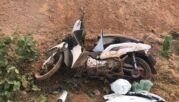 Homem morre após batida entre motocicleta e carro na AL-220