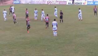 Jaciobá e CSE empatam em 2 a 2 no Estádio Edson Matias, em Olho d'Água das Flores