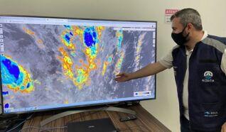 Semarh emite novo aviso sobre condições do tempo em Alagoas